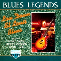 Blues legends - Low down St Louis blues - VARIOUS