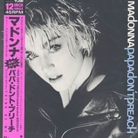 Papa don't preach (extended remix) - MADONNA