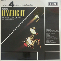 The new limelight - FRANK CHACKSFIELD