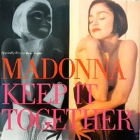 "Keep it together (12"" remix) - MADONNA"