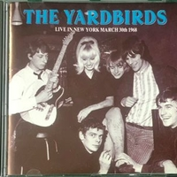 Live in New York march 30th 1968 - YARDBIRDS