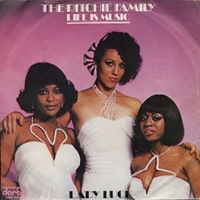 Life is music \ Lady luck - RITCHIE FAMILY