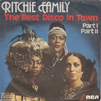 The best disco in town part 1&2 - RITCHIE FAMILY