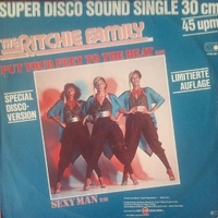 Put your feet to the beat (spec.disco vers.) - RITCHIE FAMILY