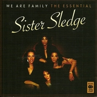 We are family - The essential - SISTER SLEDGE