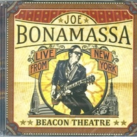 Beacon theatre - Live from New York - JOE BONAMASSA
