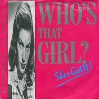 Who's that girl? She's got it (vocal+instr.) - A FLOCK OF SEAGULLS