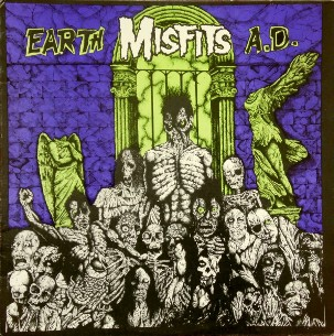 Earth A.D. \ Wolf blood - MISFITS