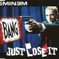 Just lose it (3 tracks + 1 video) - EMINEM