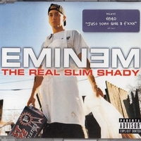 The real slim shady (4 tracks + 1 video) - EMINEM