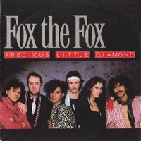 Precious little diamond \ Man on the run - FOX THE FOX
