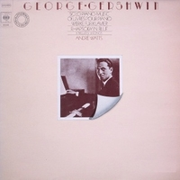 Solo Piano Music: Rhapsody In Blue / 3 Preludes /13 Songs - George GERSHWIN (André Watts)