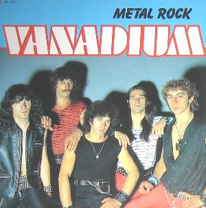 Metal rock - VANADIUM