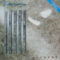 White feathers - KAJAGOOGOO