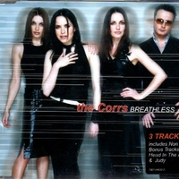 Breathless (3 tracks) - THE CORRS