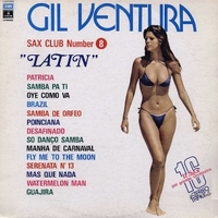 Latin sax club number 8 - GIL VENTURA