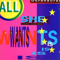 All she want is (euro dub mix) - DURAN DURAN