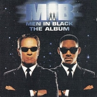 Men in black-The album (o.s.t.) - VARIOUS
