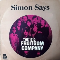Simon says - 1910 FRUITGUM COMPANY
