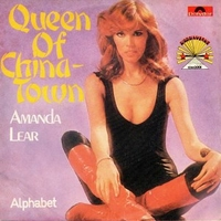 Queen of China town\Alphabet - AMANDA LEAR