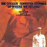 Up where we belong \ Sweet little woman - JOE COCKER \ JENNIFER WARNES
