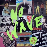 No wave - VARIOUS (Police, Shrink, Joe Jackson, Dickies, Squeeze)