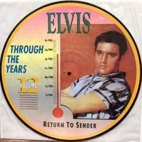Return to sender- Through the years vol.12 - ELVIS PRESLEY